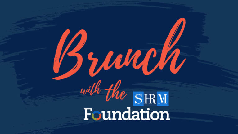 Youre Invited to the SHRM Foundation Brunch