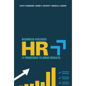 Business-Focused HR: 11 Processes to Drive Results
