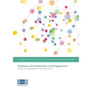 2015 Job Satisfaction and Engagement Research Report: Optimizing Organizational Culture for Success