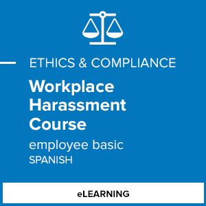 Workplace Harassment Course (Employee Basic - Spanish)