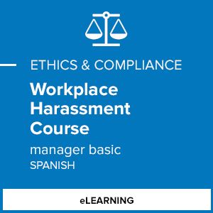 Workplace Harassment Course (Manager Basic - Spanish)