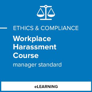 Workplace Harassment Course (Manager Standard)