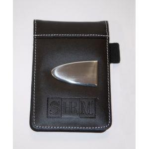 Bonded Leather Jotter w/ SHRM Logo