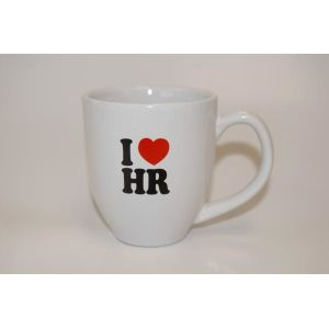 I Love HR Bistro Coffee Mug