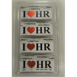 I Love HR Ribbons Kit -- Set of 400