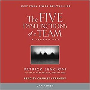 Five Dysfunctions of a Team (DVD)