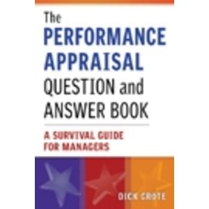 Performance Appraisal Question & Answer Bk