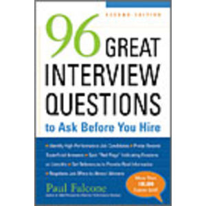 96 Great Interview Questions - 2nd Edition