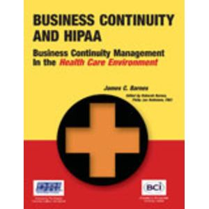 Business Continuity and HIPAA