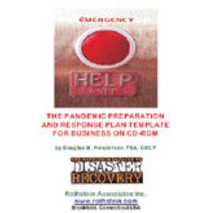 Pandemic Preparation and Response Plan TemplatesCD