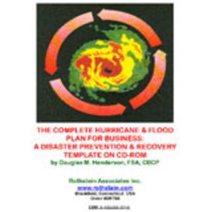 Complete Hurricane and Flood Plan for BusinessCD