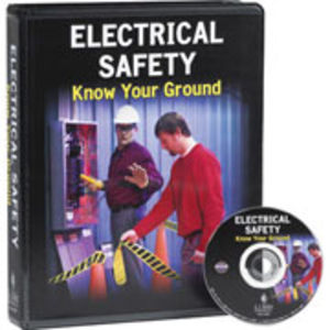 OSHA Required Safety Training: Electrical Safety: Know Your Ground - DVD Training