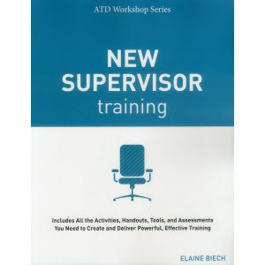 New Supervisor Training (ATD Workshop Series)