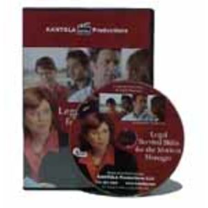 Legal Survival Skills for Managers (DVD)