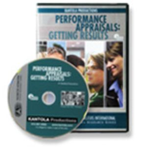 Performance Appraisals: Getting Results (DVD)