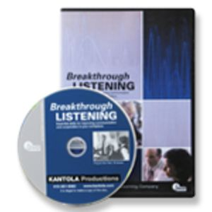 Breakthrough Listening