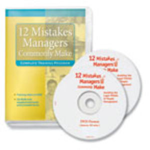 12 Mistakes Managers Commonly Make (DVD)