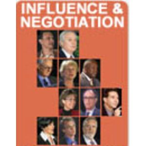 The Stanford Executive Briefing DVD Series: Influence and Negotiation