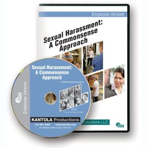 Sexual Harassment: A Commonsense Approach -- Employee Edition