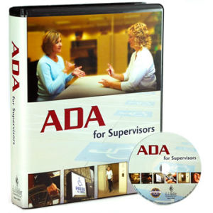 ADA for Supervisors - DVD Training