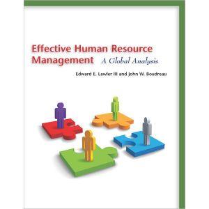 Effective Human Resource Management: A Global Analysis