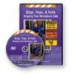 Slips, Trips, and Falls: Keeping Your Workplace Safe  (DVD)