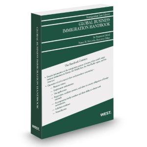 Global Business Immigration Handbook, 2014 ed.