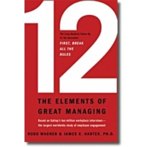 12: Elements of Great Managing