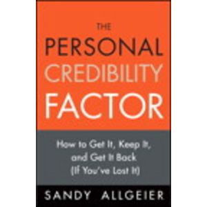 Personal Credibility Factor