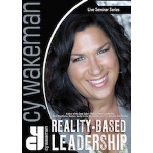 Reality-Based Leadership Live Seminar Series DVD