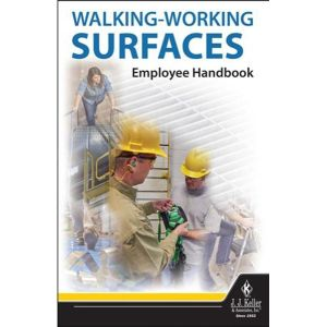 Walking Working Surfaces -- Employee Handbook