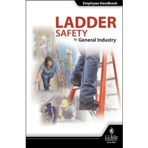 Ladder Safety for General Industry - Employee Handbook (Spanish)