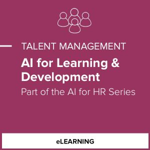 AI for Learning & Development