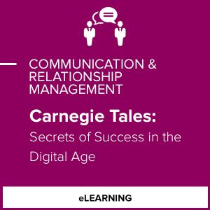 Carnegie Tales:  Secrets of Success in the Digital Age