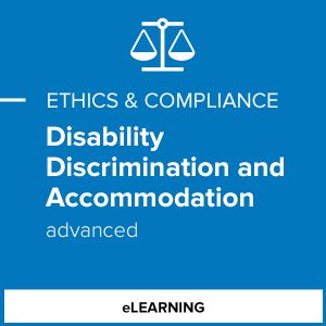 Disability Discrimination and Accommodation Advanced
