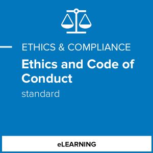 Ethics and Code of Conduct - Standard