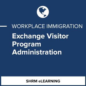 Exchange Visitor Program Administration