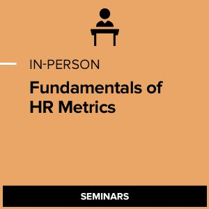 Building HR Metrics to Guide Decisions