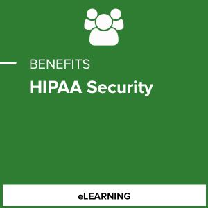 HIPPA Security