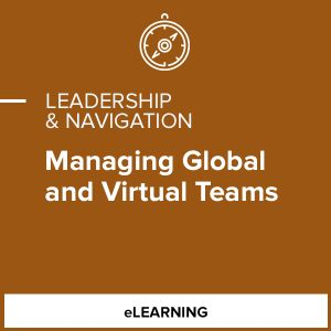 Managing Global and Virtual Teams