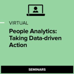 Virtual People Analytics: Taking Data-Driven Action
