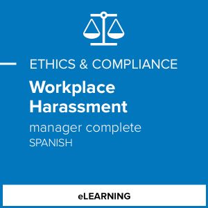 Workplace Harassment - Manager Complete (Spanish)