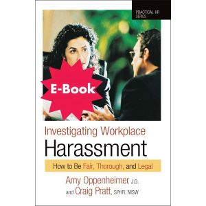 Investigating Workplace Harassment -- E-Book
