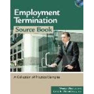 Employment Termination Sourcebook