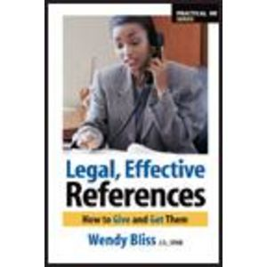 Legal Effective Reference