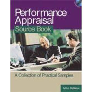 Performance Appraisal Sourcebook