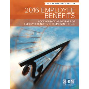 2016 Employee Benefits: Looking Back Twenty Years at Employee Benefits Offerings in the U.S.