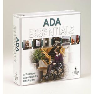 ADA Essentials Manual  + Online Edition with 1-Year Update Service