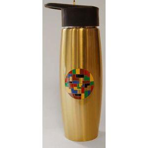 Diversity Mosaic Stainless Steel Water Bottle