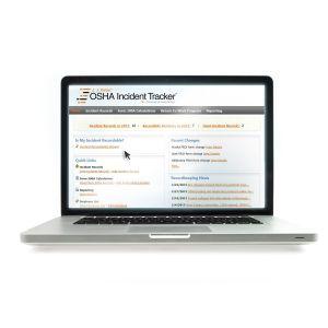 OSHA Incident Tracking 1 Year